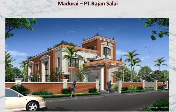 LP Lakshmanan Residency Madurai