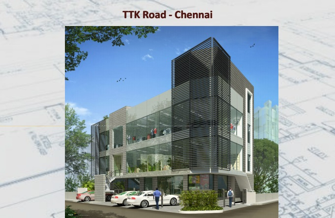 RK Mutt road Chennai