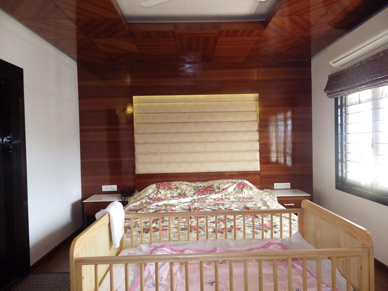 Mount Kailash Bedroom