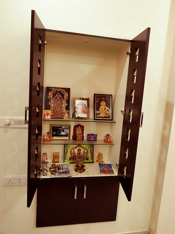 latest door designs for pooja room  | 350 x 350