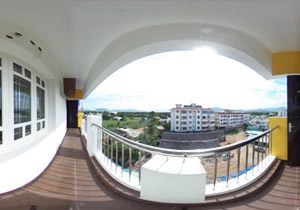 Overall View from Balcony