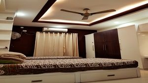 double_bed_side_view