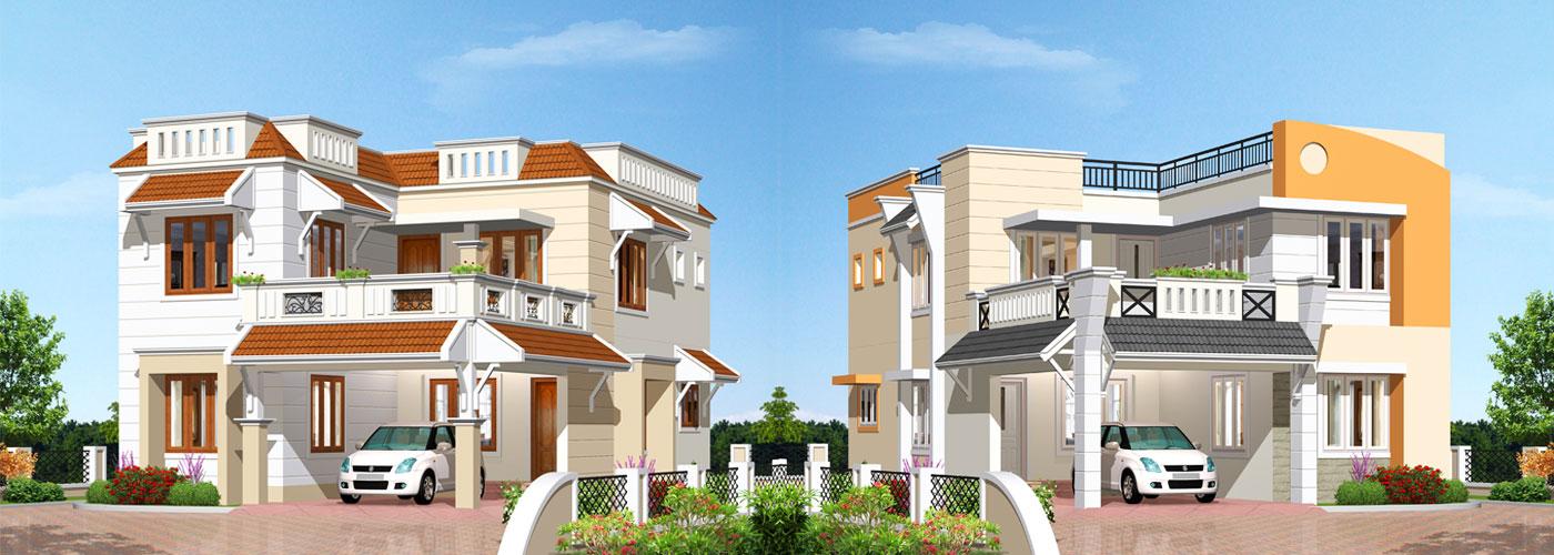 Gated Community Customize Villas In Coimbatore Vadavalli